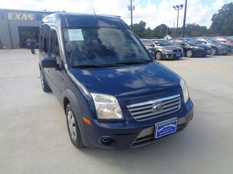 2013 Ford Transit Connect for sale in Houston, TX