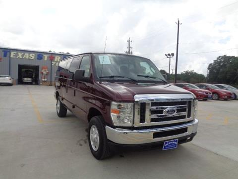 2009 Ford E-Series Wagon for sale in Houston, TX