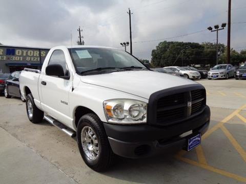 2008 Dodge Ram Pickup 1500 for sale in Houston, TX