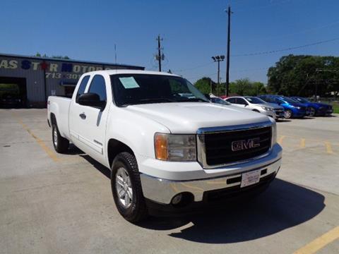2011 GMC Sierra 1500 for sale in Houston, TX