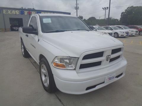 2012 RAM Ram Pickup 1500 for sale in Houston, TX
