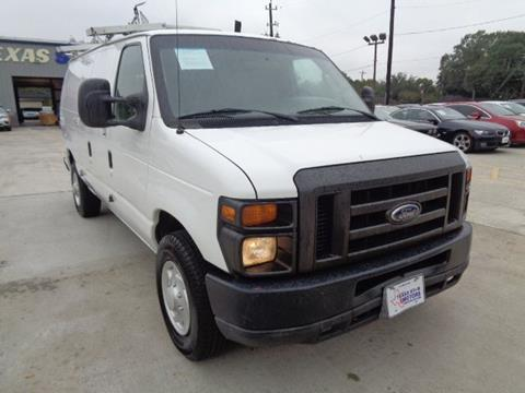 2008 Ford E-Series Cargo for sale in Houston, TX