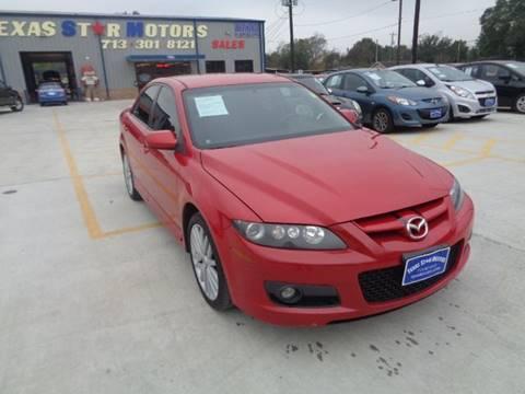 2006 Mazda MAZDASPEED6 for sale in Houston, TX