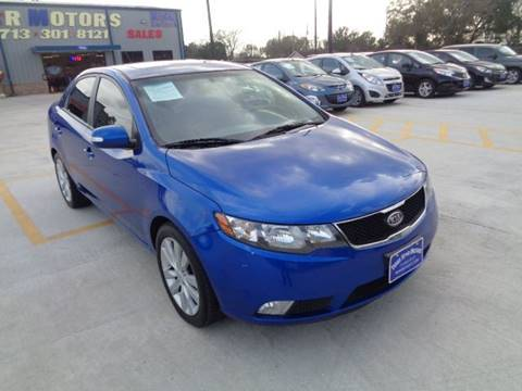 2010 Kia Forte for sale in Houston, TX