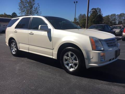 2007 Cadillac SRX for sale in Newton, NC