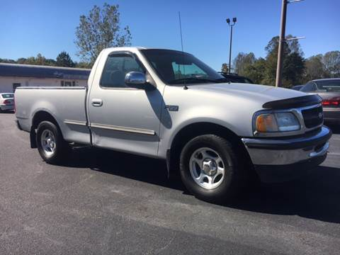 1997 Ford F-150 for sale in Newton, NC