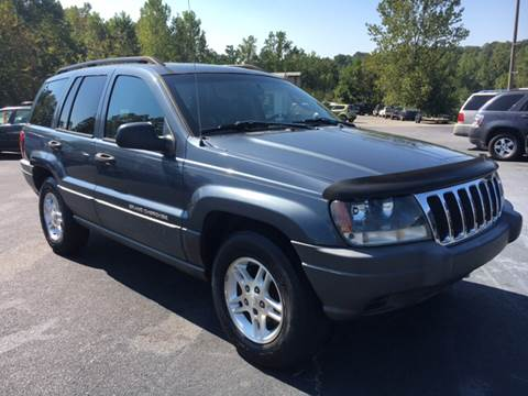 2002 Jeep Grand Cherokee for sale in Newton, NC