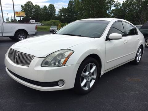2005 Nissan Maxima for sale in Newton, NC