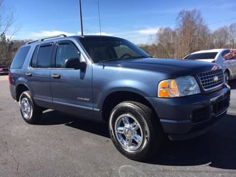 2004 Ford Explorer for sale in Newton, NC