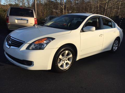 2007 Nissan Altima for sale in Newton, NC
