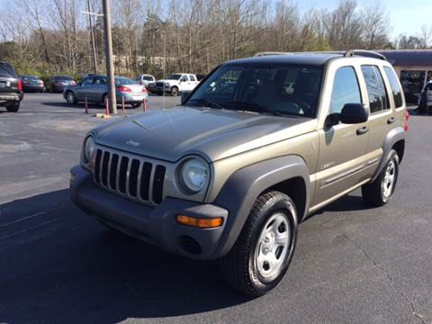 2004 Jeep Liberty for sale in Newton, NC