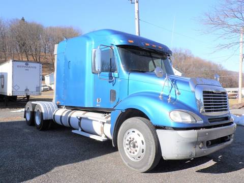 2007 Freightliner Columbia for sale at Recovery Team USA in Slatington PA