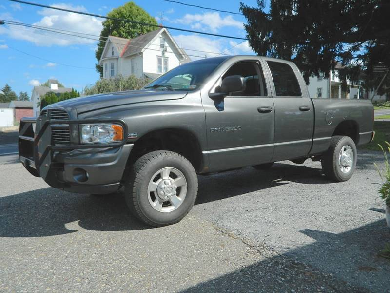 2003 Dodge Ram Pickup 2500 for sale at Recovery Team USA in Slatington PA