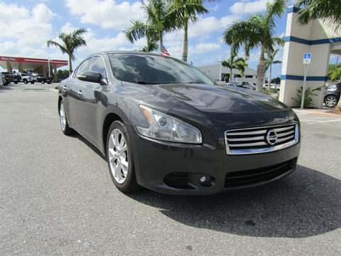 2013 Nissan Maxima for sale in Bradenton, FL