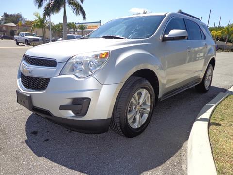 2010 Chevrolet Equinox for sale in Bradenton, FL