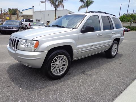 2003 Jeep Grand Cherokee for sale in Bradenton, FL