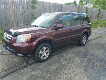 2007 Honda Pilot for sale in Columbus, OH