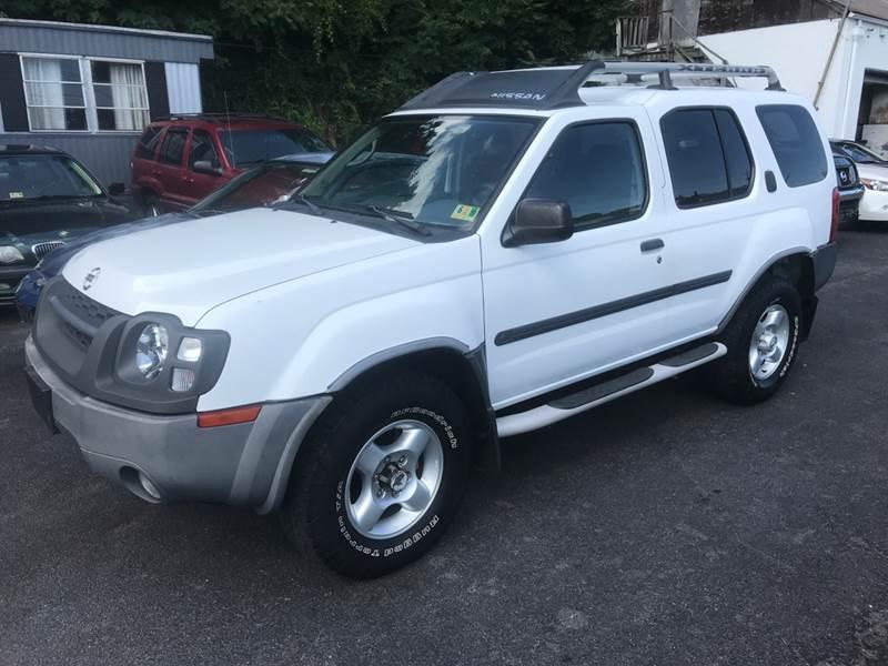 2003 Nissan Xterra Se 4wd 4dr Suv In Roanoke Va J J Autoville Inc