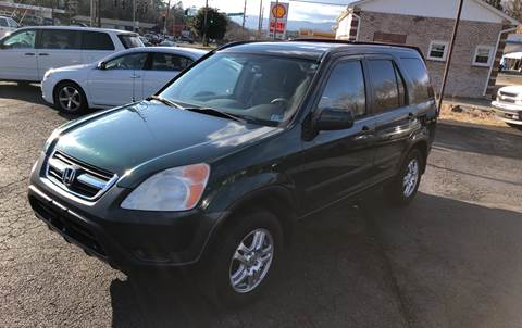 2003 Honda CR-V for sale in Roanoke, VA