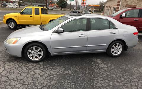 2003 Honda Accord for sale in Roanoke, VA