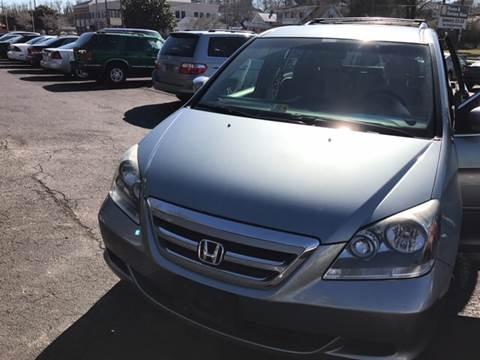 2005 Honda Odyssey for sale in Roanoke, VA