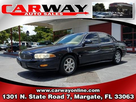 2005 Buick LeSabre for sale in Margate, FL