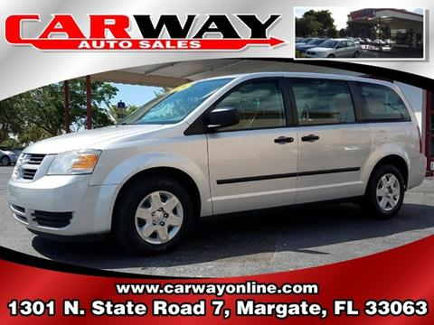 2008 Dodge Grand Caravan for sale in Margate, FL