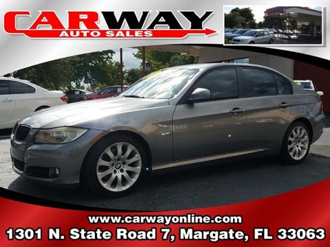 2010 BMW 3 Series for sale in Margate, FL