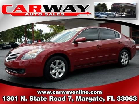 2009 Nissan Altima for sale in Margate, FL