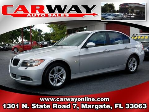 2008 BMW 3 Series for sale in Margate, FL