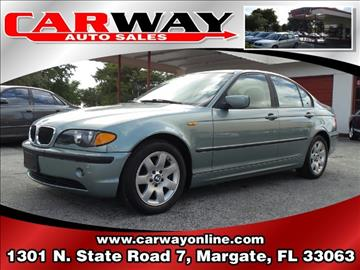 2003 BMW 3 Series for sale in Margate, FL