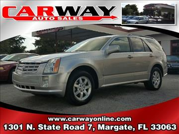 2006 Cadillac SRX for sale in Margate, FL