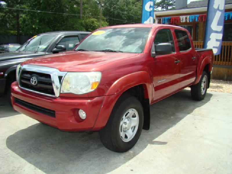 Toyota Tacoma 2007 DOUBLE CAB PRERUNNER