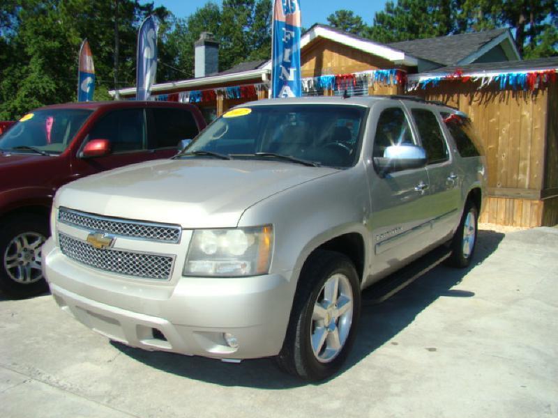 Chevrolet Suburban 2007 1500
