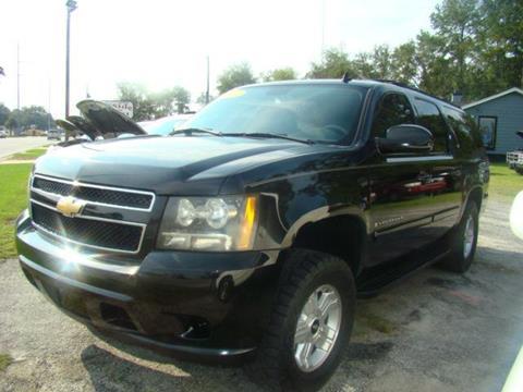 2007 Chevrolet Suburban for sale in Valdosta, GA