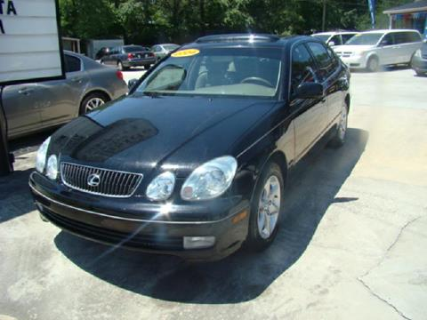 2004 Lexus GS 300 for sale in Valdosta, GA