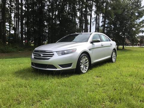 2014 Ford Taurus for sale in Valdosta, GA