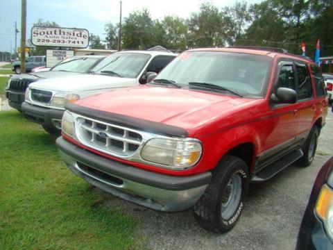 1995 Ford Explorer for sale in Valdosta, GA