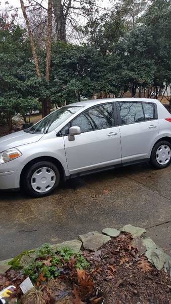 2009 Nissan Versa for sale at Progress Auto Sales in Durham NC