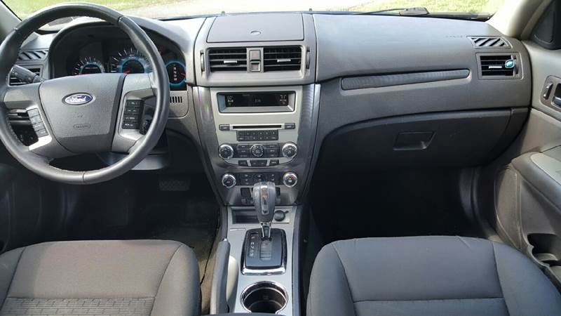 2011 Ford Fusion for sale at Progress Auto Sales in Durham NC