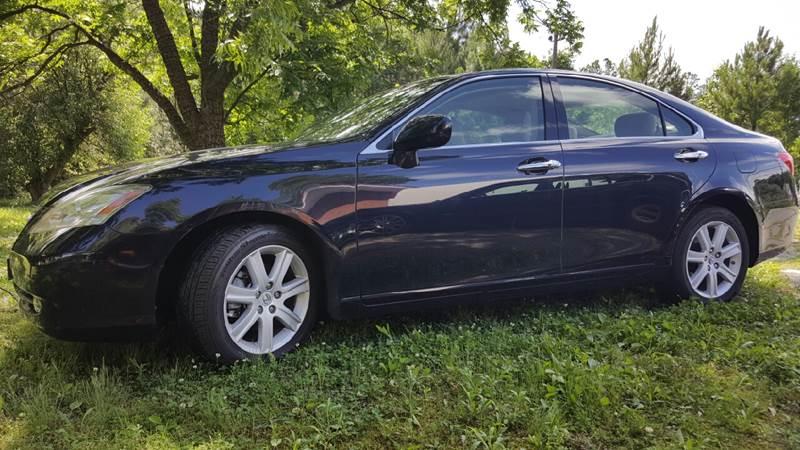 2007 Lexus ES 350 for sale at Progress Auto Sales in Durham NC