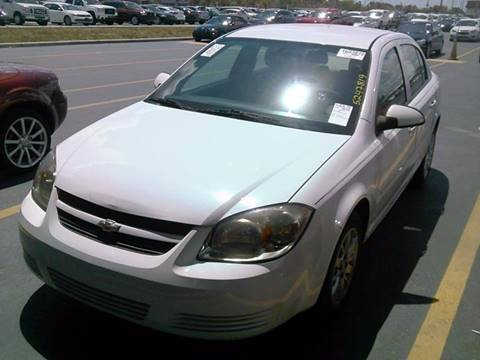 2010 Chevrolet Cobalt for sale at Progress Auto Sales in Durham NC