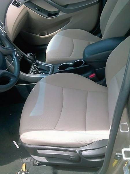 2016 Hyundai Elantra for sale at Progress Auto Sales in Durham NC