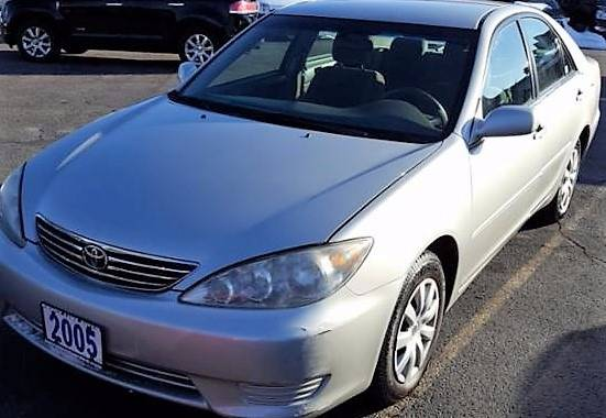 2005 Toyota Camry for sale at Progress Auto Sales in Durham NC