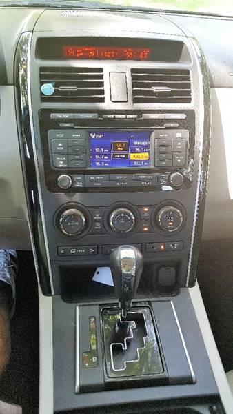 2011 Mazda CX-9 for sale at Progress Auto Sales in Durham NC