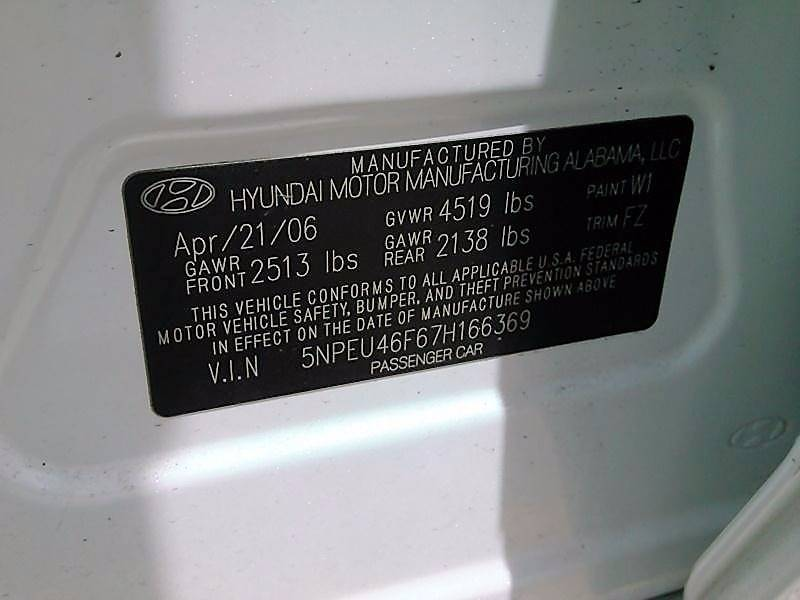2007 Hyundai Sonata for sale at Progress Auto Sales in Durham NC