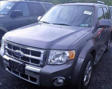 2010 Ford Escape for sale at Progress Auto Sales in Durham NC