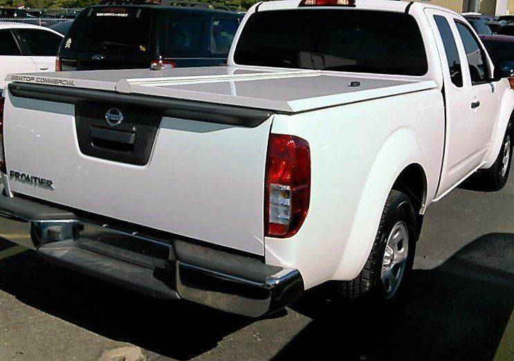 2014 Nissan Frontier for sale at Progress Auto Sales in Durham NC
