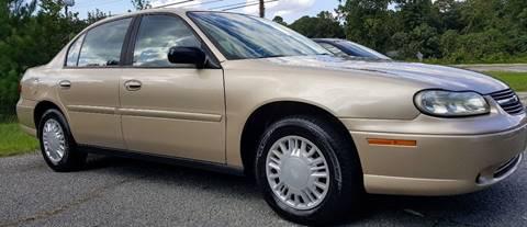 2003 Chevrolet Malibu for sale at Progress Auto Sales in Durham NC