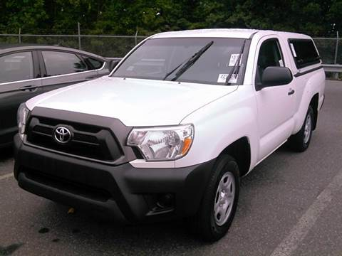 2013 Toyota Tacoma for sale at Progress Auto Sales in Durham NC